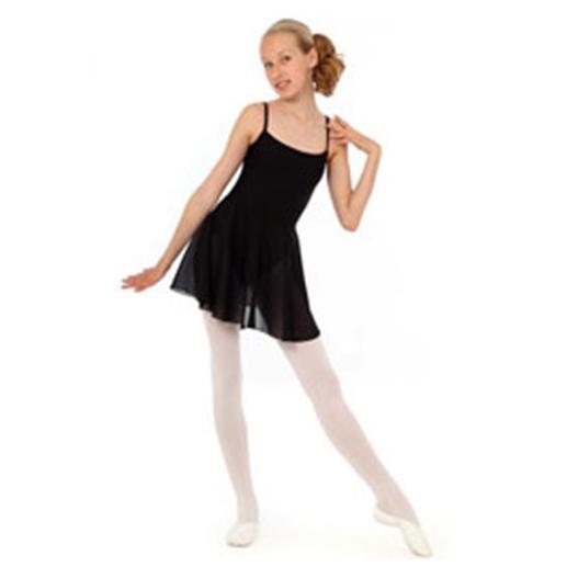 Расклешённая юбка для танцев
